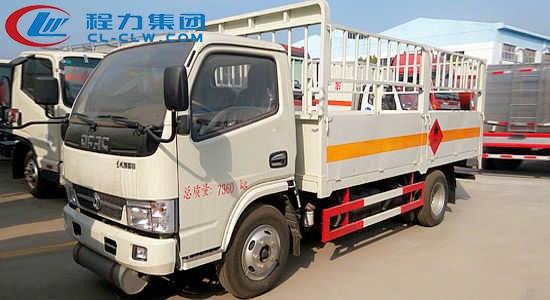 东风多利卡气瓶运输车(4.1米)