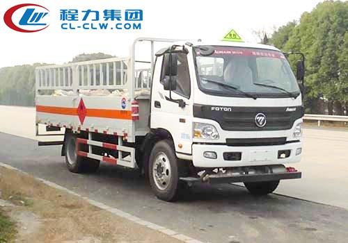 福田欧马可气瓶运输车(5.13米)