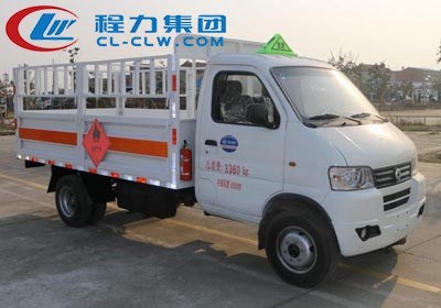 东风俊风气瓶运输车(3.3米)