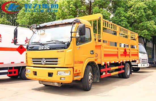 东风多利卡气瓶运输车(5.1米)