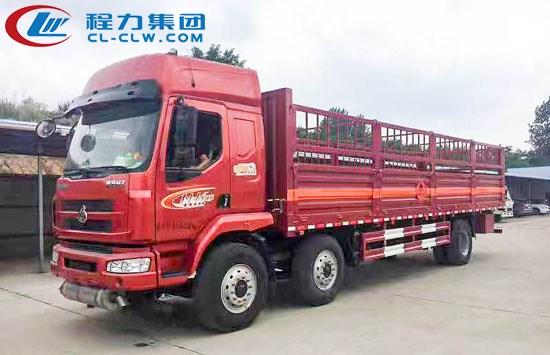 柳汽乘龙气瓶运输车(9.55米)