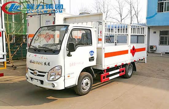 跃进小型气瓶运输车(3.36米)