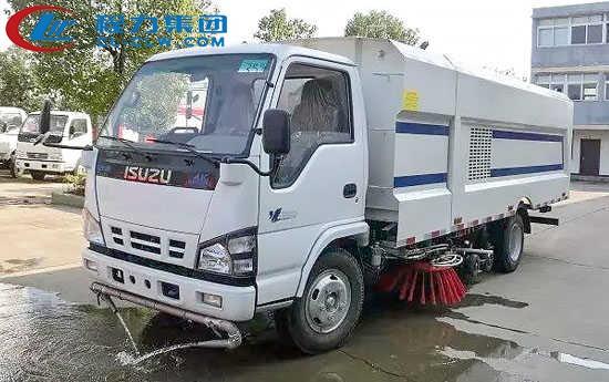 五十铃洗扫车(600P)