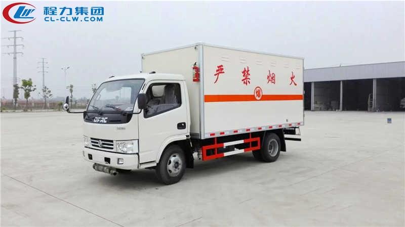 东风小多利卡爆破器材运输车(4.1米)