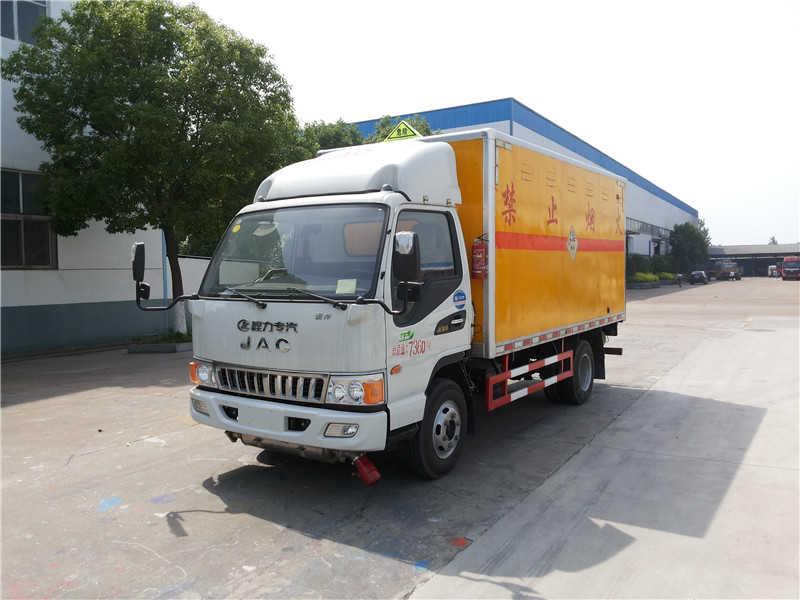 江淮爆破器材运输车(4.13米)