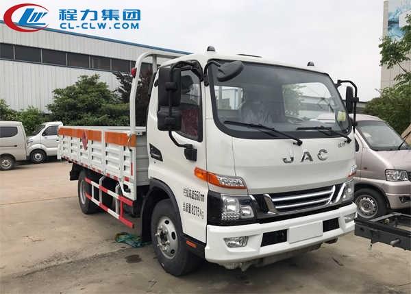 江淮骏铃V6气瓶运输车(4.19米)