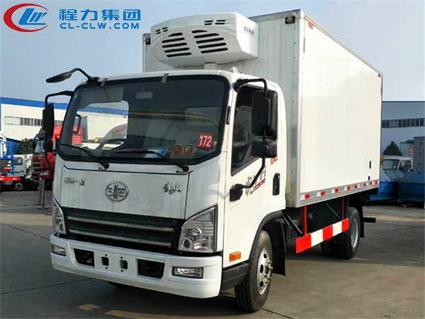 解放虎VH冷藏车(4.13米)
