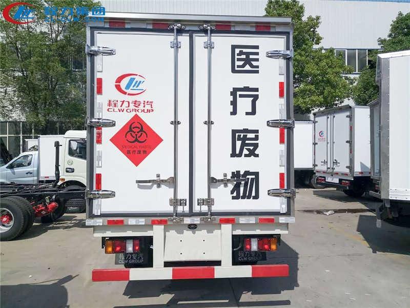 江铃医疗垃圾运输车图片3