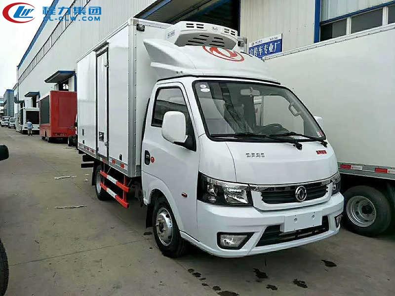 东风途逸冷藏车(3.5米)