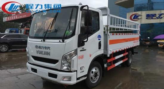 跃进气瓶运输车(4.115米)