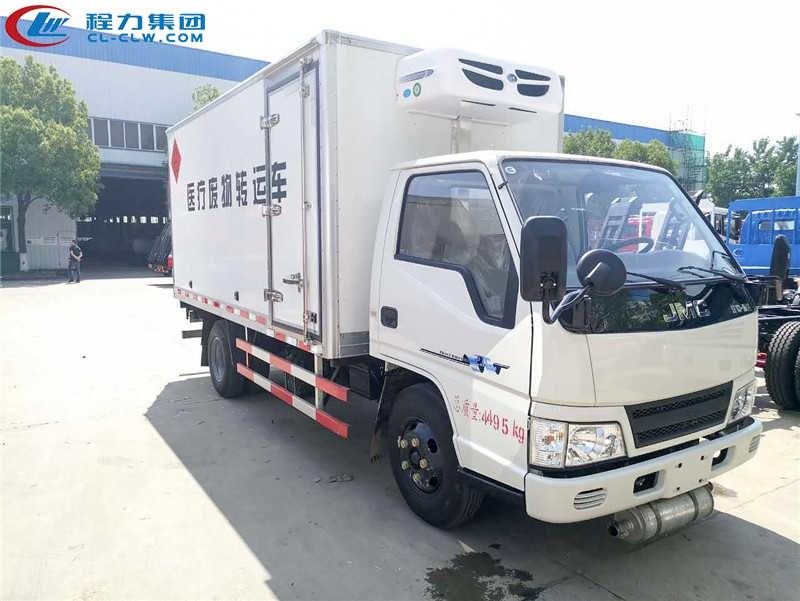 江铃医疗垃圾运输车图片4