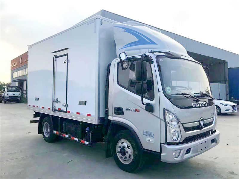 福田奥铃CTS冷藏车(4.1米)