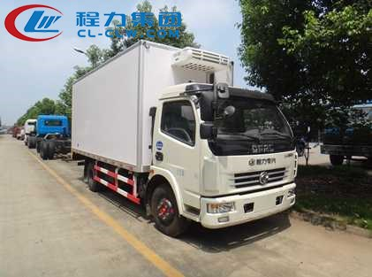东风多利卡冷藏车(5.15米)