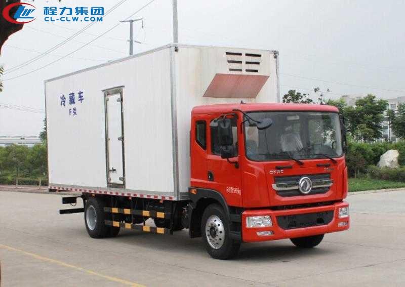 东风多利卡D9冷藏车(7.68米)