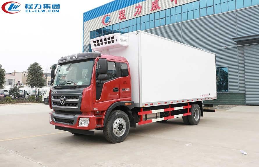 福田瑞沃冷藏车(6.8米/7.6米)