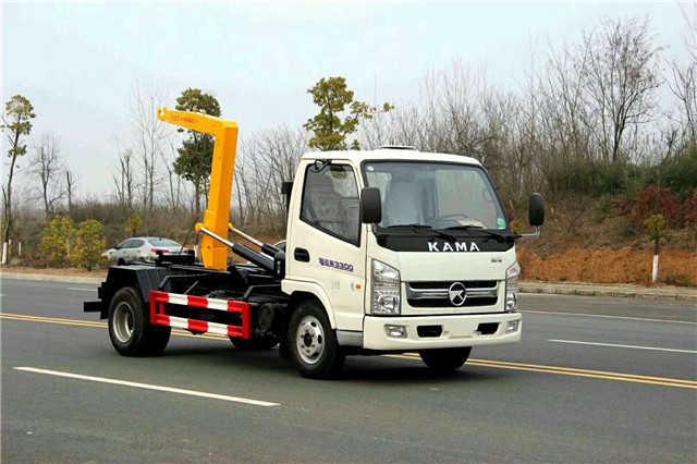 凯马勾臂式垃圾车(5方)
