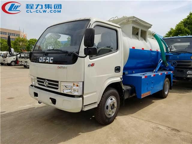 东风小多利卡餐厨垃圾车(4.2方)