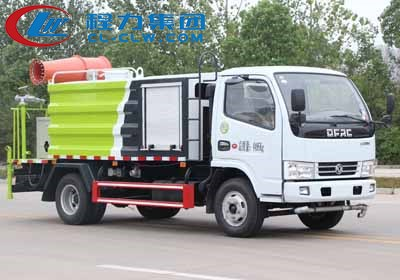 东风蓝牌抑尘车(5吨)
