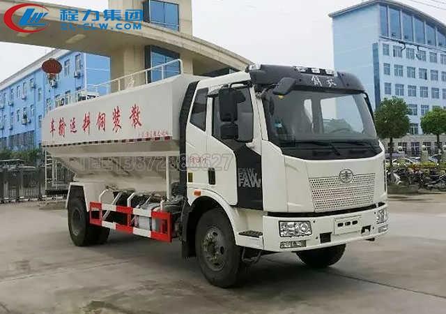 解放20方饲料车(10吨)
