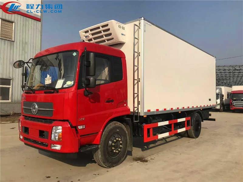 东风天锦6.55米冷藏车(6.55)