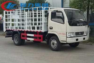 东风栏板式畜禽运输车(4.12米)