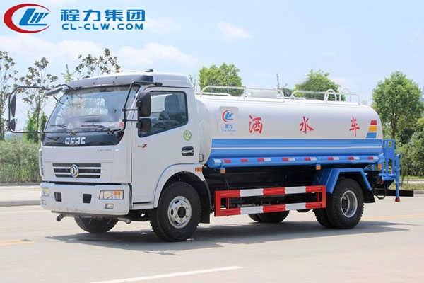 东风多利卡8.5吨洒水车