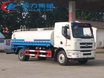 柳汽乘龙14吨洒水车