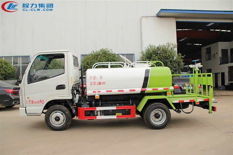 凯马2.5方多功能绿化喷洒车价格¥72000元