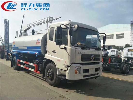 东风天锦铁路专用抑尘车