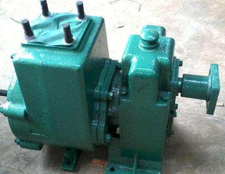 【洒水车厂家】水泵不吸水和不出水是应该怎么办?