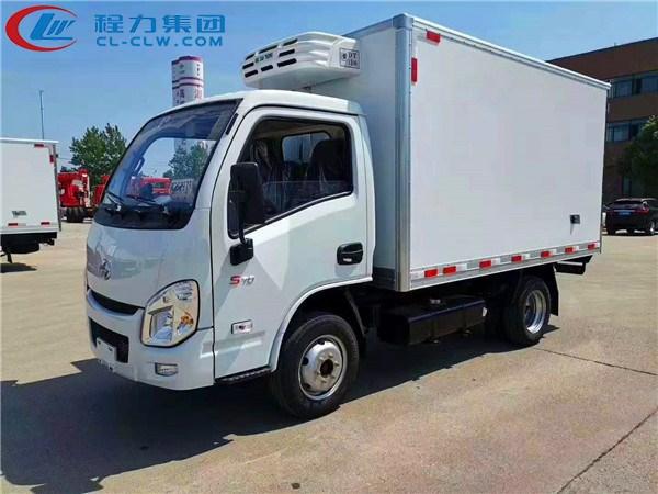 升级不止一点点——跃进小福星国六冷藏车八大升级提升品质