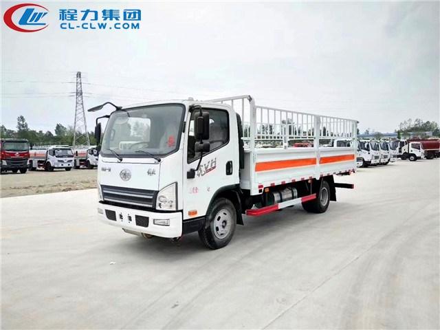 解放虎V5.2米气瓶运输车