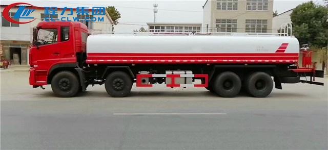 东风天龙25吨洒水车