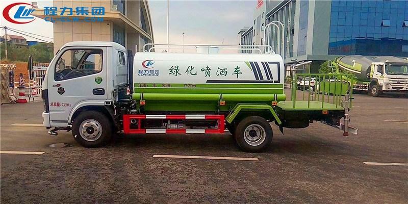 东风5吨雾炮车图片