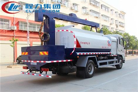 东风天锦铁路多功能抑尘车图片