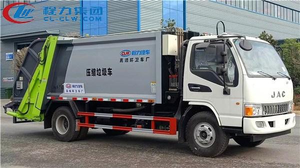 江淮8方压缩垃圾车价格¥165000元