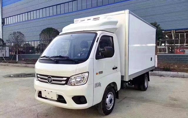 福田祥菱M1小型冷藏车