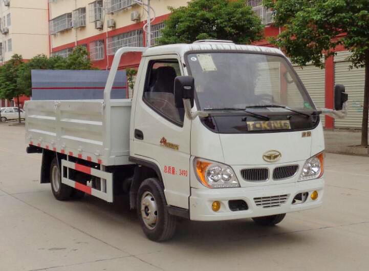国6唐骏桶装垃圾运输车