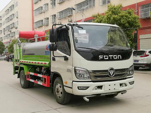 福田5吨雾炮车
