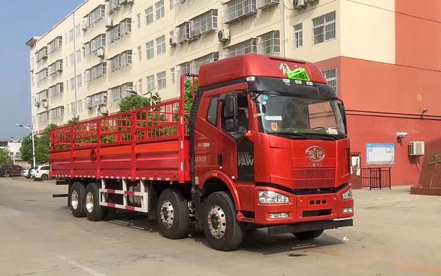 解放9.3米气瓶运输车