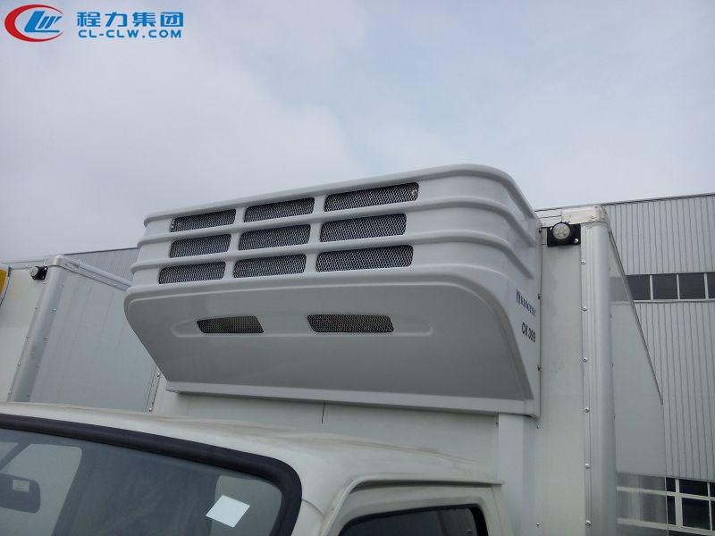 冷藏车常见问题及解决方法
