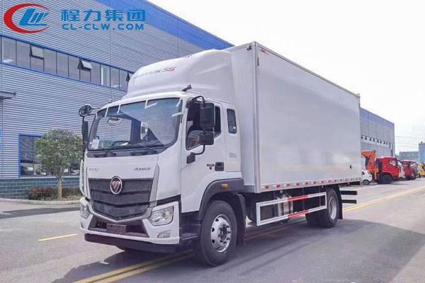 福田欧马可s5 6.6米冷藏车
