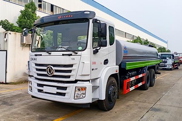 东风锦程V6后双桥洒水车(20吨)