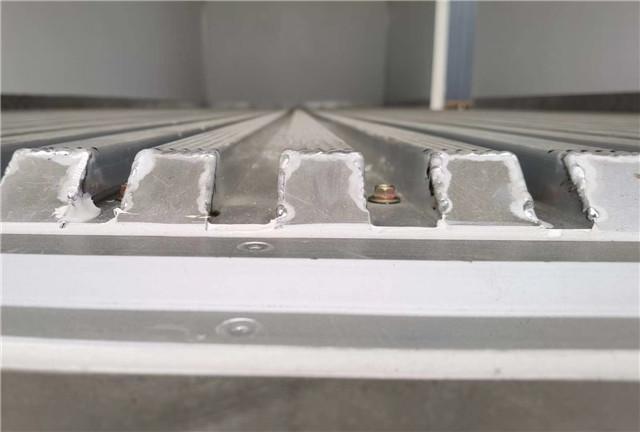 冷藏车通风槽作用
