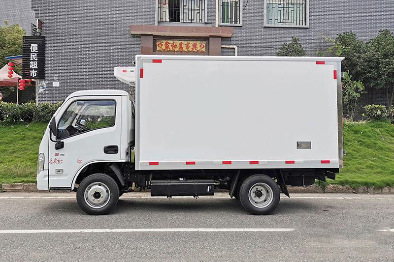 跃进小福星S70冷藏车
