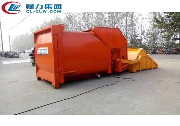 6方移动式垃圾压缩箱价格¥96000元